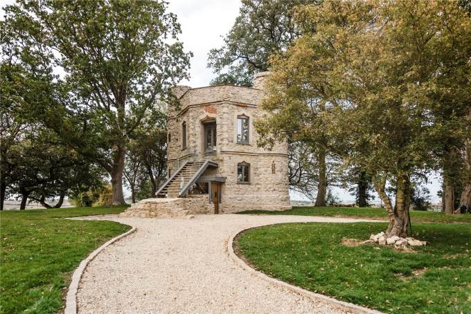 Grand Designs Tiny Castle For Sale For 1 6m All Things Property
