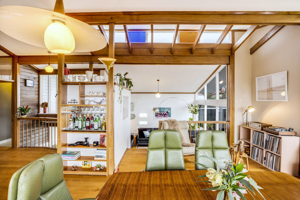 Small Garden Designs And Layouts, A Rare Mid Century House Preserved In Te Atatu All Things Property Under Oneroof